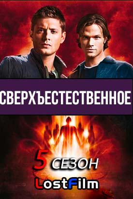 Супернатурал 7 сезон смотреть онлайн 5